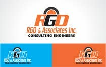 Graphic Design Entri Peraduan #127 for Logo Design for RGD & Associates Inc, Consulting engineers, www.rgdengineers.com