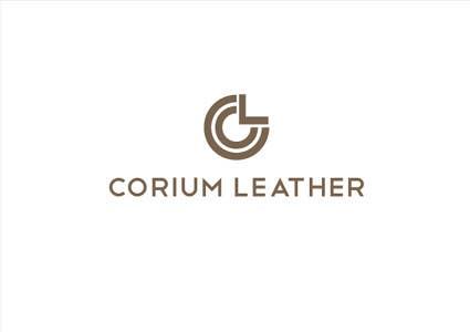 Penyertaan Peraduan #65 untuk Design a Logo for Corium Leather