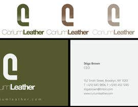 #128 para Design a Logo for Corium Leather por sproggha