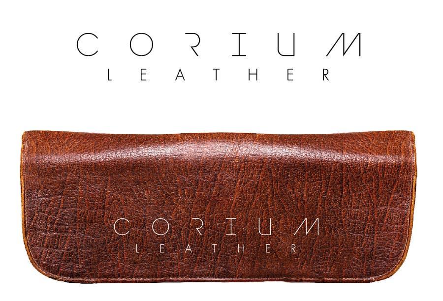 Penyertaan Peraduan #                                        17                                      untuk                                         Design a Logo for Corium Leather