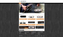 Website Design Entri Peraduan #39 for Build an Online Store for ataco