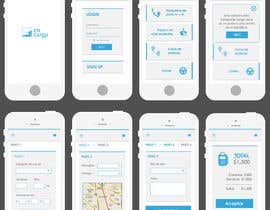 #23 for en- carga app mock up contest by bezil
