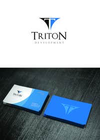 #52 for Design some Business Cards for Triton by paxslg