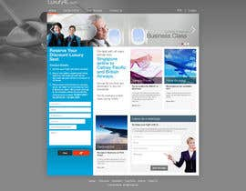 #4 cho Design a first class flights website. need php and html bởi skyzed