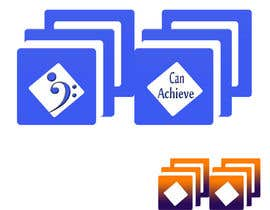 #95 para Design a Logo for I Can Achieve por asherzaidi512