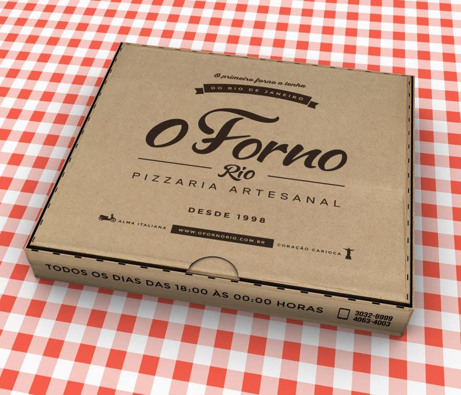 create a pizza box design freelancer. Black Bedroom Furniture Sets. Home Design Ideas