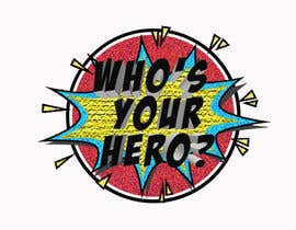 #29 for Quick and easy! Create this EASY SUPERHERO logo based on our idea by prashanshasingh