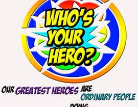 #31 for Quick and easy! Create this EASY SUPERHERO logo based on our idea by prashanshasingh
