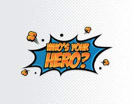 #9 for Quick and easy! Create this EASY SUPERHERO logo based on our idea by AWAIS0