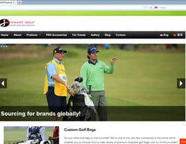 #11 para Design a Twitter background for JStewartgolf por fatamorgana