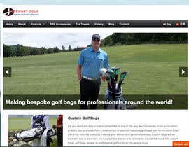 nº 10 pour Design a Twitter background for JStewartgolf par aktivamedia