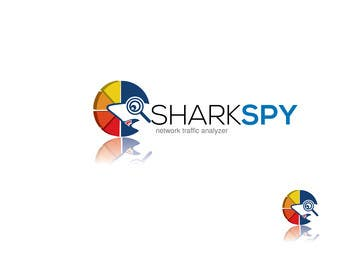 #38 for Logo for Software called Shark Spy by paxslg