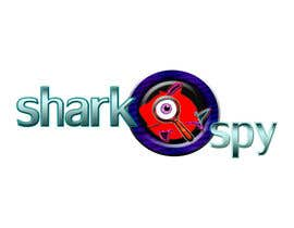 #20 for Logo for Software called Shark Spy by helixinfo