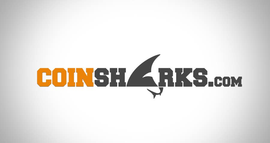 #49 for design a logo for my website coinsharks.com by kingryanrobles22