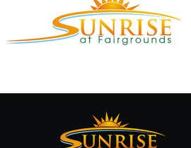 designerartist tarafından Design a Logo for Sunrise at Fairgrounds için no 26