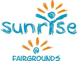 #3 for Design a Logo for Sunrise at Fairgrounds af ryan8888ish