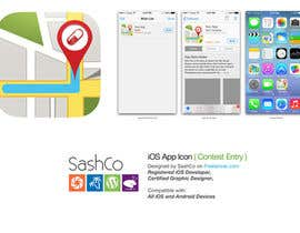 theislanders tarafından App icon design for location based service için no 39