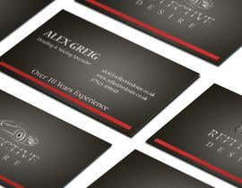 #50 for Design some Business Cards for Detailing business af farzanashoma