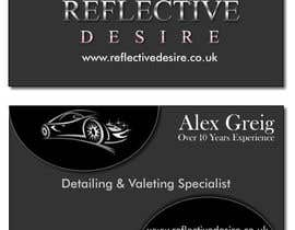 #33 untuk Design some Business Cards for Detailing business oleh silverpendesigns
