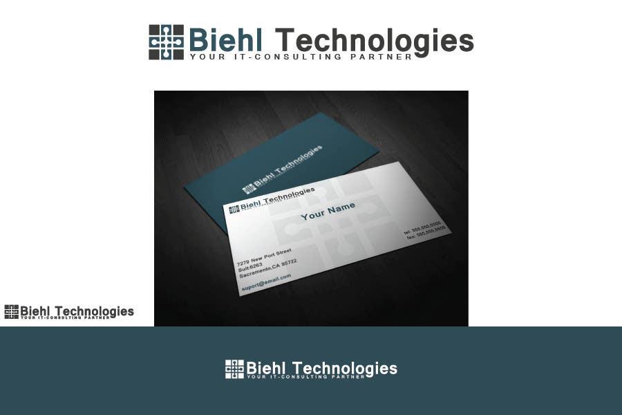 Proposition n°190 du concours Design a Logo for Biehl Technologies