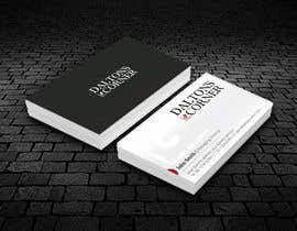 #8 untuk Design some Business Cards for Barr & Grill oleh kreativedhir