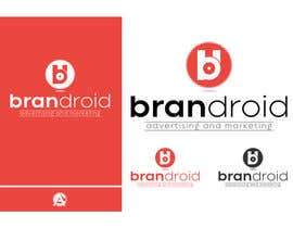 nº 71 pour Design a new logo for BRANDROID par alexandruci