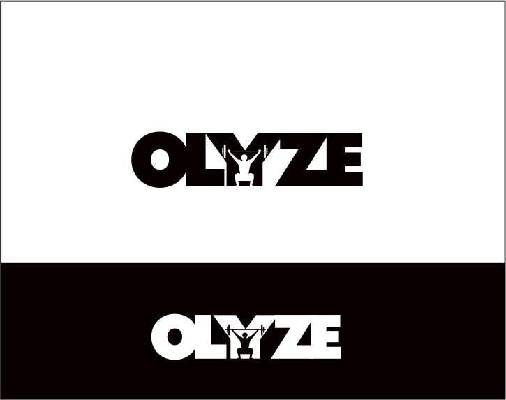 Penyertaan Peraduan #42 untuk Design a Logo for OLYZE