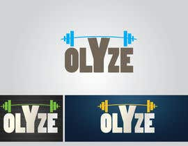 #30 for Design a Logo for OLYZE af sskander22