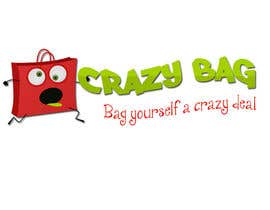 #48 for Design a Logo for CrazyBag! af marcocamejo