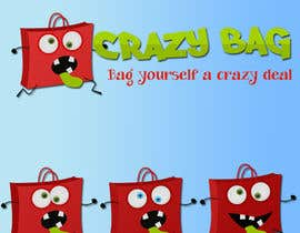 #50 for Design a Logo for CrazyBag! af marcocamejo