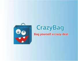 #38 for Design a Logo for CrazyBag! by codefive