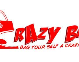 #51 for Design a Logo for CrazyBag! af kingryanrobles22