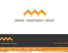 #98 untuk UPDATED BRIEF - Arty Logo for Bridge Investment Group oleh trangbtn