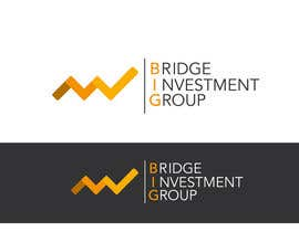 nº 99 pour UPDATED BRIEF - Arty Logo for Bridge Investment Group par trangbtn