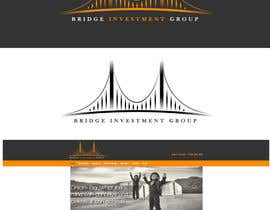 nº 88 pour UPDATED BRIEF - Arty Logo for Bridge Investment Group par vw7964356vw