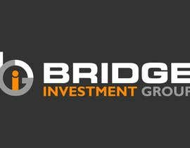 nº 91 pour UPDATED BRIEF - Arty Logo for Bridge Investment Group par trying2w