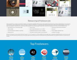 #35 untuk Freelancer.com Landing Page Design - High Conversion Webpage Design oleh himel302