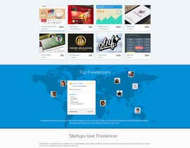 #14 cho Freelancer.com Landing Page Design - High Conversion Webpage Design bởi geniedesignssl