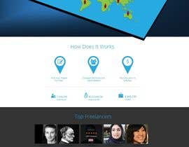 #24 for Freelancer.com Landing Page Design - High Conversion Webpage Design by jeransl
