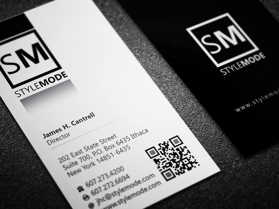 Konkurrenceindlæg #359 for Top business card designs - show off your work!