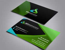 #120 para Top business card designs - show off your work! por ezesol