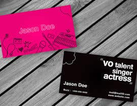 #62 para Top business card designs - show off your work! por amitpadal