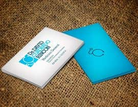 #151 for Top business card designs - show off your work! af santavistastudio