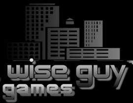 nº 8 pour Design a Logo for WiseGuyGames.com par ioanadorneanu