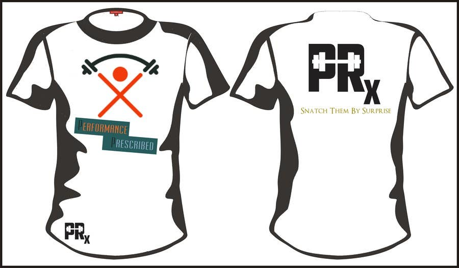 Contest Entry #6 for Design a CrossFit Themed T-Shirt for us