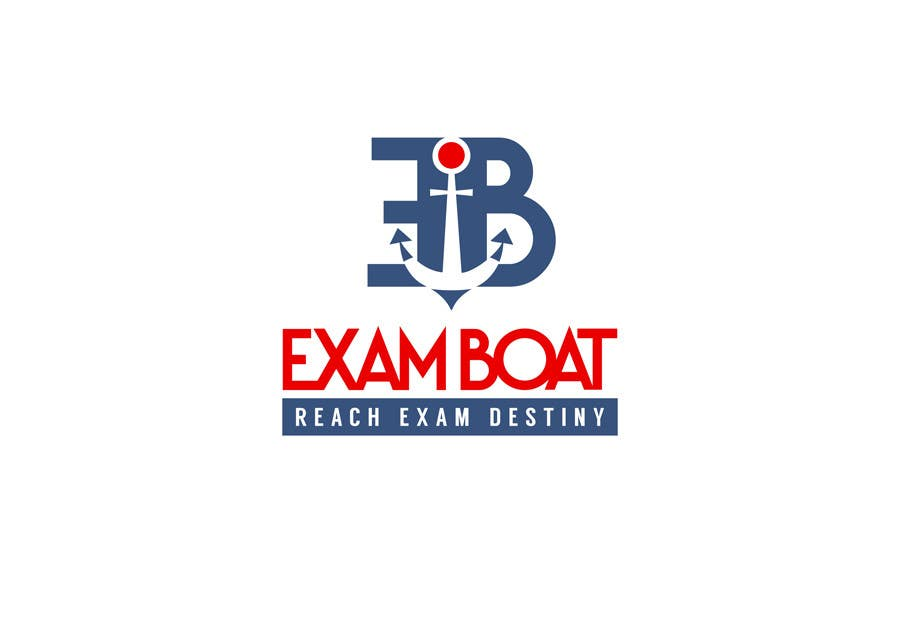 Kilpailutyö #12 kilpailussa Logo for exam website