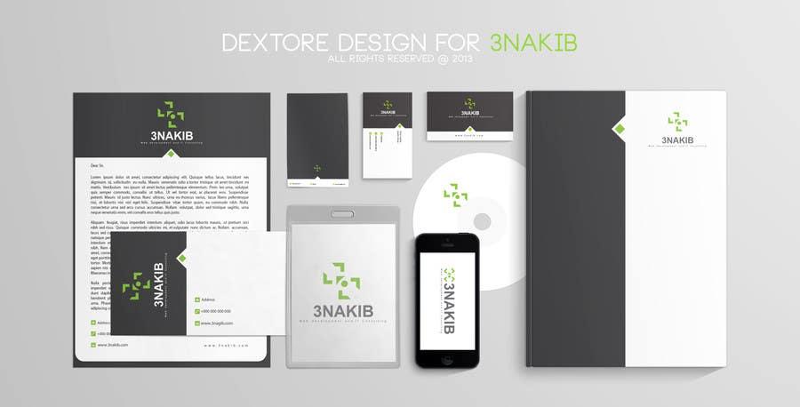 Kilpailutyö #23 kilpailussa Develop a Corporate Identity for 3nkaib Technologies (Spiders)
