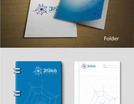 ideaz13 tarafından Develop a Corporate Identity for 3nkaib Technologies (Spiders) için no 64