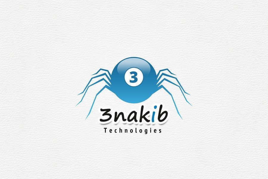 Kilpailutyö #58 kilpailussa Develop a Corporate Identity for 3nkaib Technologies (Spiders)