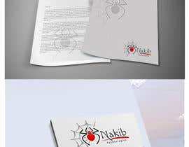 nº 66 pour Develop a Corporate Identity for 3nkaib Technologies (Spiders) par wlgprojects